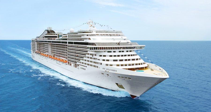 Coronavirus: Nächste Reiseabsagen auf MSC Splendida ...